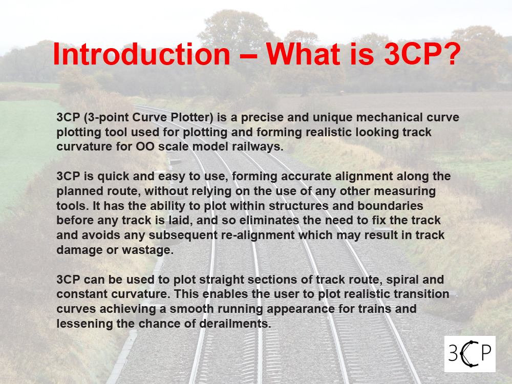 3CP Tools Introduction page image